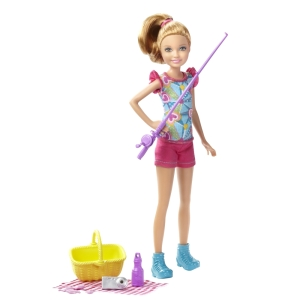 Barbie™ Life in the Dreamhouse The Amaze Chase™ Stacie® Doll (Camping) flyer