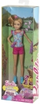 Barbie™ Life in the Dreamhouse The Amaze Chase™ Stacie® Doll (Camping) NRFB