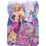 BARBIE™ THE PEARL PRINCESS 2-in-1 Mermaid Princess Doll NRFB