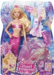 BARBIE™ THE PEARL PRINCESS 2-in-1 Mermaid Princess Doll NRFB2