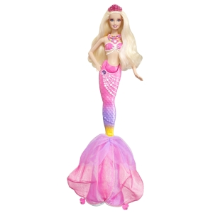 BARBIE™ THE PEARL PRINCESS 2-in-1 Mermaid Princess Doll