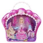Barbie™ The Pearl Princess Mini-Doll Set in Bag