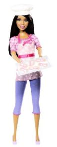 BDT41 Barbie Careers Cookie Chef