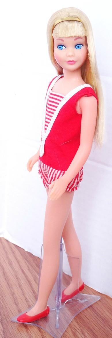 1964 2018 Skipper Roberts Barbie Doll Friends And
