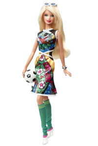 Britto Barbie® Doll