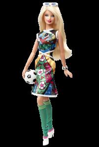 Britto Barbie® Doll
