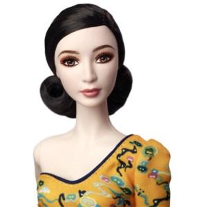 Fan Bingbing BarbieDoll face