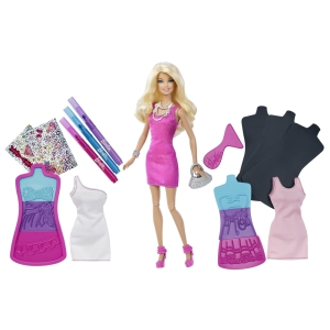 Fashion Design Plates BARBIE® Doll