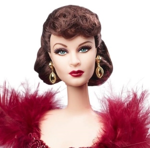 GONE WITH THE WIND barbie