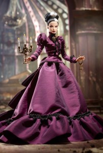 Haunted Beauty Mistress of the Manor™ Barbie® Doll