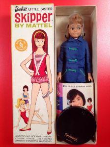 Japanese Dressed Box SKIPPER Doll ~ #1920 FUN TIME
