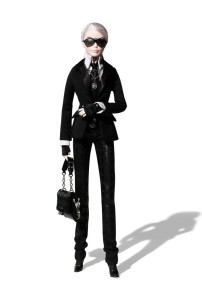 Karl Lagerfeld Barbie® Doll