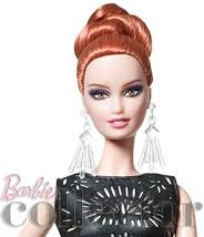 Laser Leatherette Dress™Barbie Doll