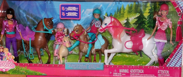 PonyTail Sisters NRFB