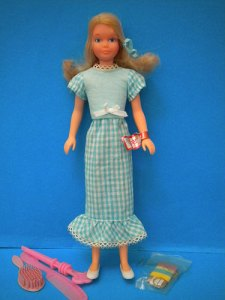 Quick Curl Skipper doll.