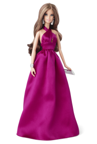 Red Carpet™ Barbie® - Magenta Gown