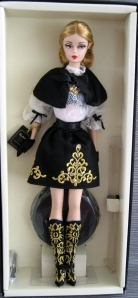Silkstone Dulcissima Barbie NRFB blonde
