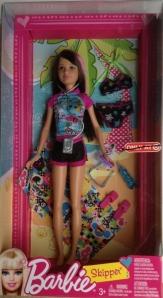 Skipper Beach theme Doll