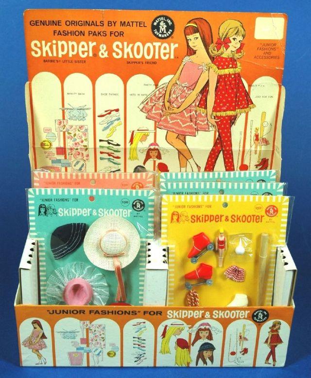 Skipper Skooter sets