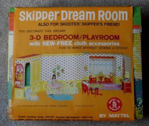1964 First Skipper's Dream Room NRFB