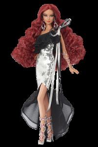 Stephen Burrows Nisha™ Barbie® Doll