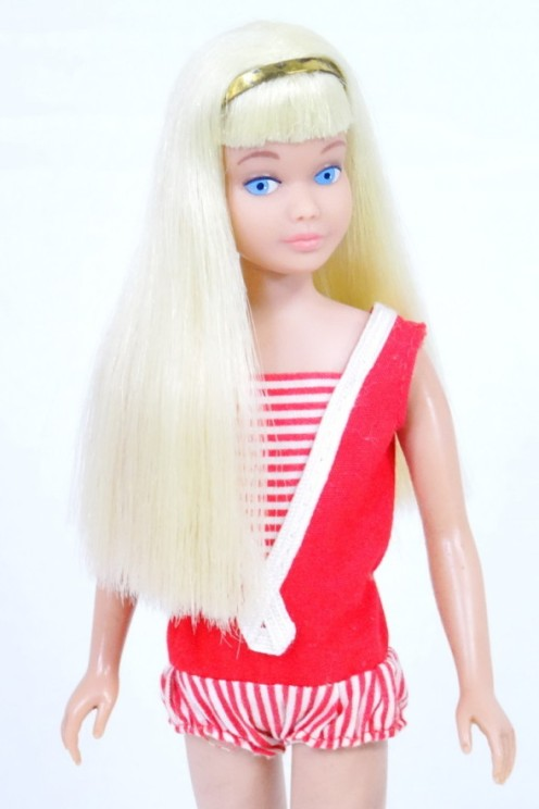 Straight Leg Skipper Doll