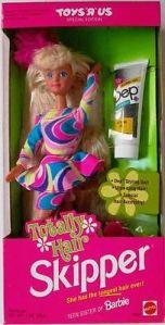 Totally Hair Skipper Doll