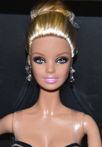 Zuhair-Murad Barbie doll face