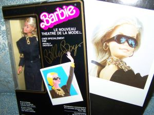 1985 Billy Boy BARBIE LE NOUVEAU THEATRE DE LA MODE