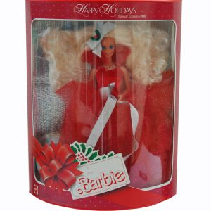 1988 HOLIDAY BARBIE - USA