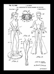 BarbieGeneratyionPrint1966-2