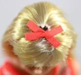 TNT~Barbie~blonde~Trade-In Box~closeup-topHead