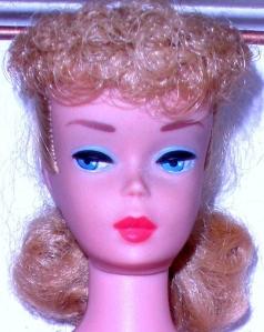 1966 No 7 Barbie Pony Tail