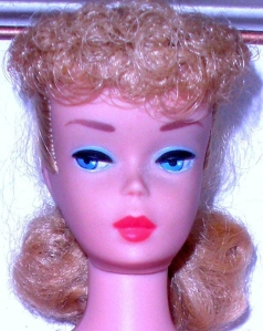 1966 No 7 Barbie Pony Tail