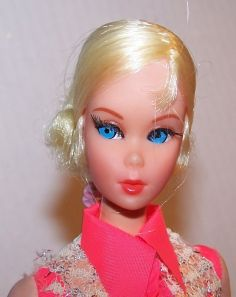 1970 Barbie Face