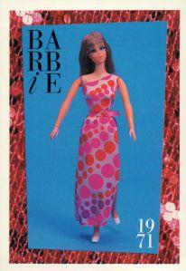 1971 Living card