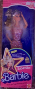 1976 PROMOTIONAL SUPERSTAR BARBIE