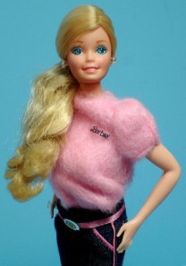 1981fashionjeans- close up doll