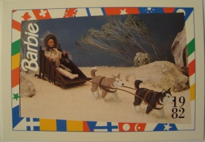 1982 1st Eskimo - finland