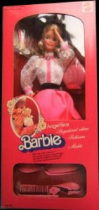 1982~Angel Face Barbie NRFB second ED