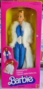 1983~FabulousFur~Barbie