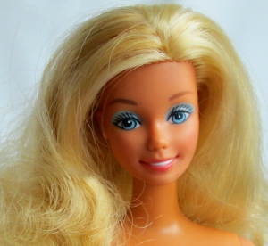 1985  Beach Time barbie