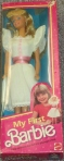 1985 My First Doll