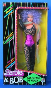 1986 Rock Barbie from Brazil!
