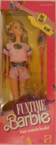 1987 Funtime pink NRFB