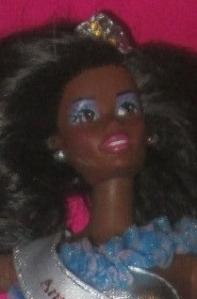 1990 American Beauty Queen aa face