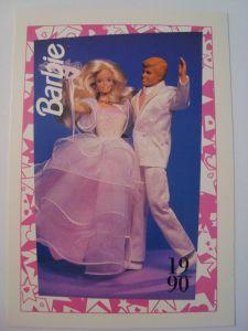 1990 Dance Magic card