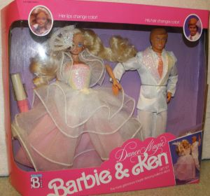 1990 Dance Magic giftset