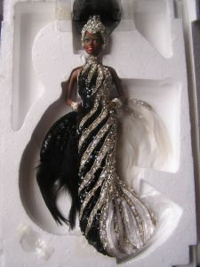1991 Bob Mackie Starlight Splendor™ Barbie® Doll inside
