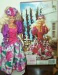 1991 Shopko Blossom Beauty back and out of box